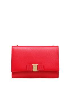 Salvatore Ferragamo | Saffiano Leather Shoulder Bag