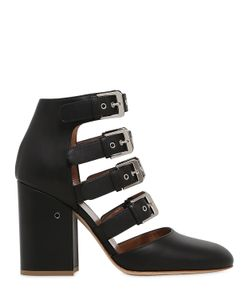 Laurence Dacade | 90mm Maja Buckles Leather Ankle Boots