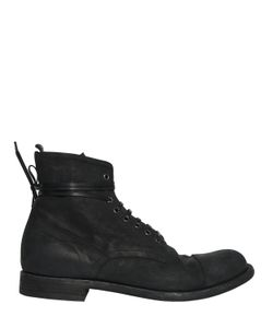Officine Creative | Leather Lace Up Boots