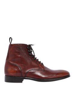 ROLANDO STURLINI | Washed Leather Boots