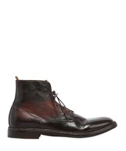 Officine Creative | Leather Lace-Up Boots