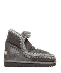 Mou | 40mm Eskimo 18 Shearling Boots