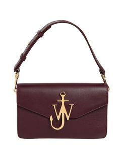J.W.Anderson | Logo Leather Shoulder Bag