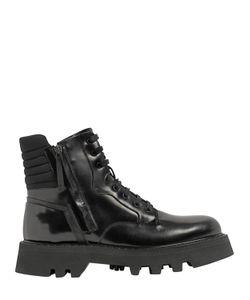 BB BRUNO BORDESE WASHED | Brushed Leather Boots