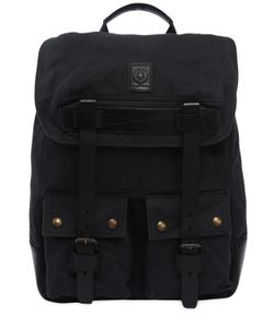 Belstaff | Colonial Waxed Cotton Backpack