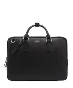 Smythson | Burlington Soft Leather Slim Briefcase