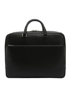 Valextra | Accademia Leather Briefcase