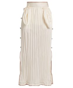 Loewe | Patch-Pocket Midi Skirt