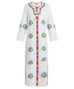 Muzungu Sisters | Jasmine Embroidered Cotton Dress