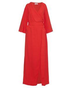 Osman | Nico Crepe Wrap Dress