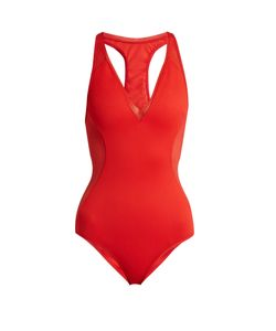 Stella McCartney | Neoprene And Mesh Swimsuit