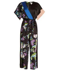 Diane von Furstenberg | -Print Silk Jumpsuit