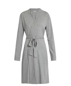 Skin | Pima-Cotton Jersey Robe