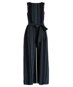 ACE & JIG | Allovers Striped-Cotton Jumpsuit