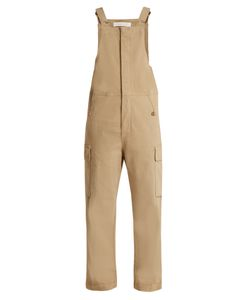See by Chloé | Straight-Leg Stretch-Cotton Dungarees