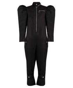 MARQUES'ALMEIDA | Puff-Sleeved Zip-Through Jumpsuit