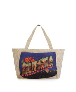 Sarah's Bag | California-Print Canvas Tote