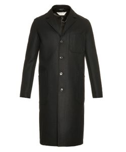 Cerruti 1881 Paris | Long-Sleeved Wool Coat