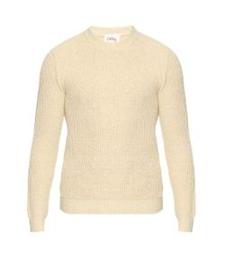 Orley | Ribbed-Knit Silk Sweater