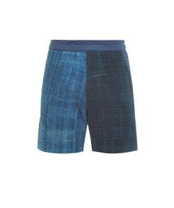 Longjourney | Patchwork Shorts