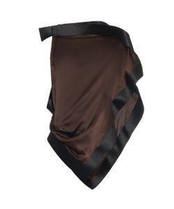 Thomas Tait   Silk-Satin Asymmetric Blouse