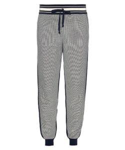 Orley   Micro-Stitch Cotton Track Pants