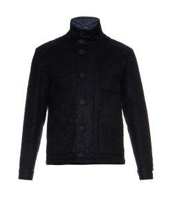 Richard James | Bouclé Mohair-Blend Jacket