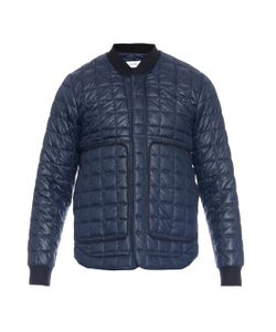 Tim Coppens | Quilted Bomber Jacket