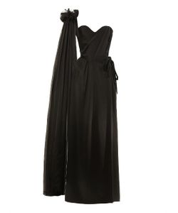 Vivienne Westwood Gold Label | Dalma Strapless Satin Gown
