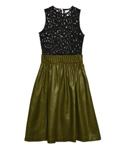 Danielle Romeril | Cartridge Ruffle Lace Dress