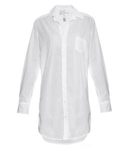 Frank & Eileen | Mary Cotton-Poplin Shirtdress