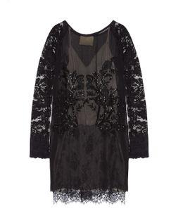 Loyd/Ford | Embellished Lace Dress