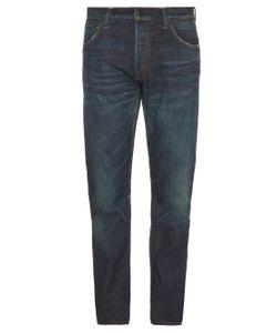Mastercraft Union | Slim Taper Vintage-Wash Jeans