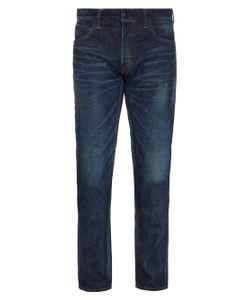 Mastercraft Union | Mid-Rise Straight Leg Jeans