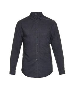 Cerruti 1881 Paris | Point-Collar Wool Shirt