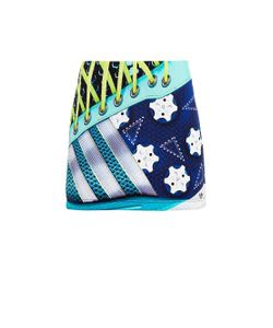 ADIDAS X MARY KATRANTZOU | Spirit Printed Neoprene Skirt