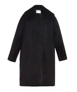 Thomas Tait | Oversized Virgin-Wool And Cashmere Blend Coat