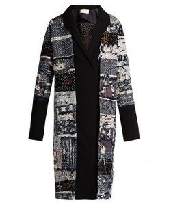 Thomas Tait | Boro Multicoloured Patchwork Coat