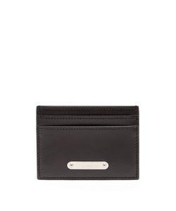 Saint Laurent | Logo-Plaque Leather Cardholder
