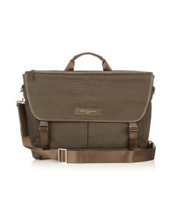 Want Les Essentiels De La Vie | Jackson 15 Cotton-Canvas Messenger Bag