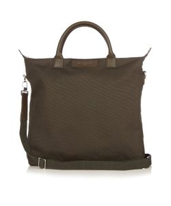 Want Les Essentiels De La Vie | Ohare Cotton-Canvas Shopper Tote