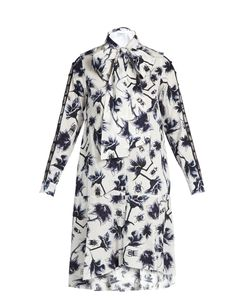 Osman | Suzie And Bug-Print Cotton-Poplin Dress