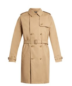 A.P.C. | Vavin Water-Resistant Cotton Trench Coat