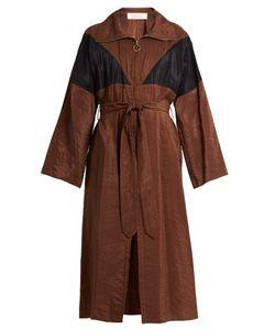 Nina Ricci | Oversized Waist-Tie Trench Dress