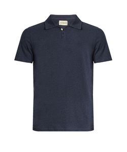 Oliver Spencer | Warren Cotton Polo Shirt