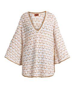 Missoni Mare | Oversized Cotton-Blend Knit Kaftan