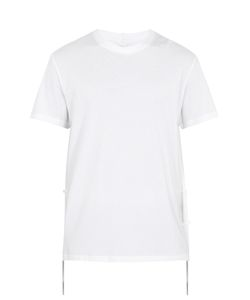 Craig Green | Crew-Neck Side-Tie Cotton T-Shirt