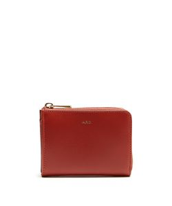 A.P.C. | Julian Zip-Around Leather Coin Purse