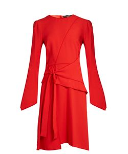 Proenza Schouler | Asymmetric Panelled Crepe Dress