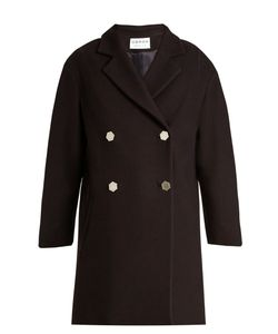 Osman | Estella Double-Breasted Wool-Blend Coat